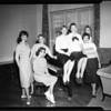 Queen of UCLA Junior Prom contestants, 1958