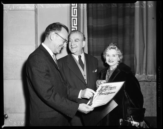 Bushman's birthday, 1959