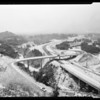 Foot Hill Freeway, 1955