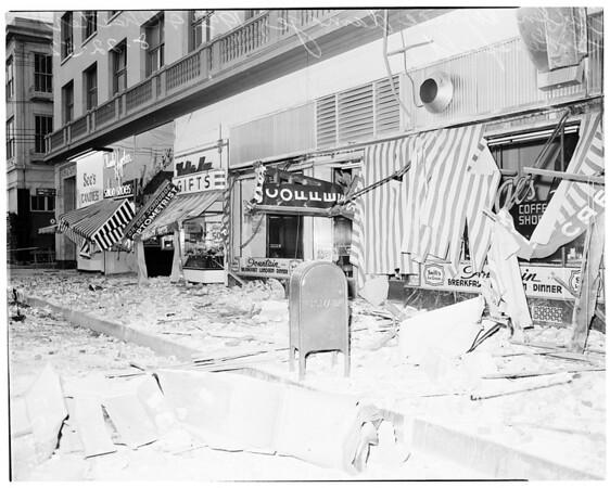 Bakersfield earthquake, 1952