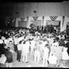 Nixon speaking at high school in Whittier, 1956