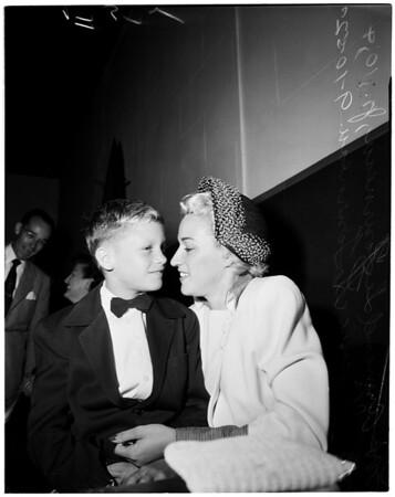Le Tourneau, 1952