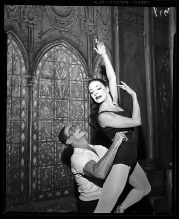 Ballet Russe opening, 1957