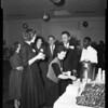 Members of Divorcees Anonymous, 1958