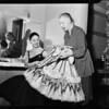 Opening Sadler Wells Ballet, 1957