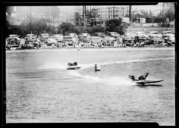 Hearst Regatta, 1952
