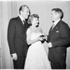 Best dressed award, 1952