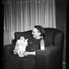 Champion grandmother has 100 living direct decendants, 1952