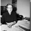 Judge Mildred L. Lillie, 1952