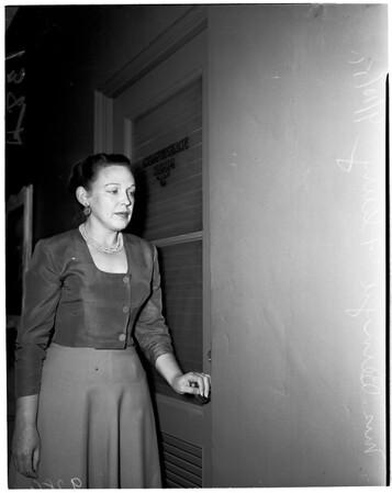 House Un-American Activities Committee, 1951