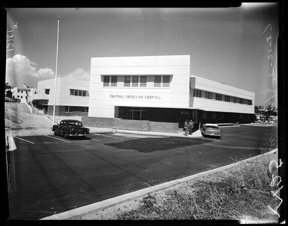 Central Receiving Hospital, 1957