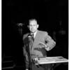 Bixby Slough hearing, city council, 1951