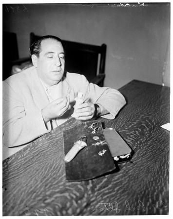 Interview --- Doctor Paul Ilton, 1951