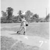 Baseball player, 1952