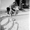 Swimming pool safety (Aqualarm), 1954