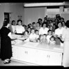 School Registration (West L.A.), 1954
