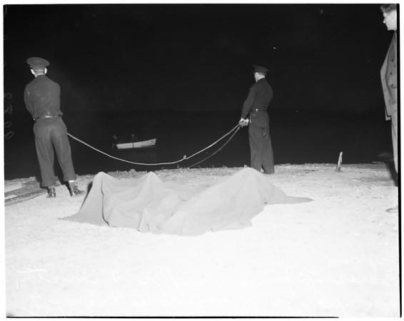 Four boys drowned, 1951
