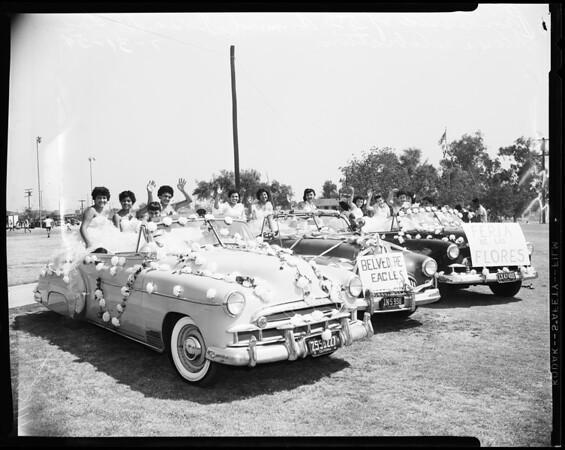 Feria de las Flores (Belvedere Park 4914 Brooklyn Avenue), 1954