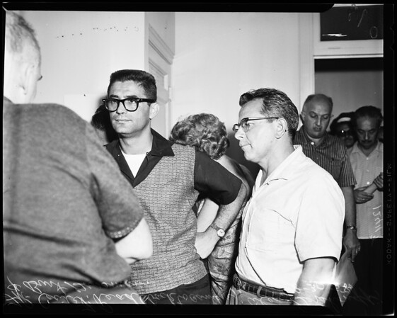 Musicians, 1958