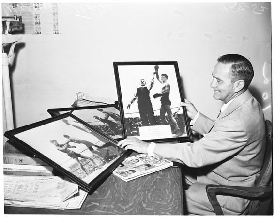 Willie Ritchie, 1952