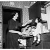"""""""Mrs. California"""" contest, 1955"""