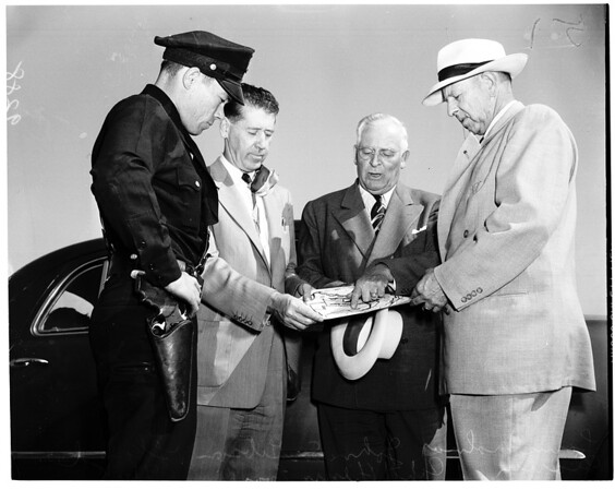 Bixby Slough investigation, 1951