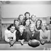 Football fiesta in Berkeley, 1951