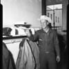 Fire prevention chief retires, 1955