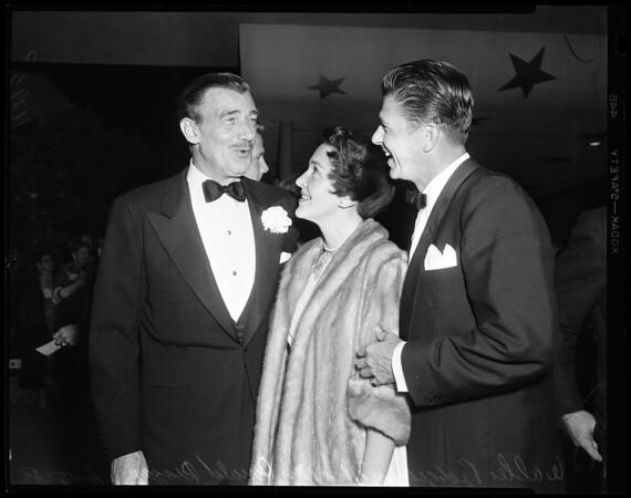 """""""Executive Suite"""" Premiere, 1954"""
