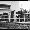 Osteopathic Hospital dedication, 1958