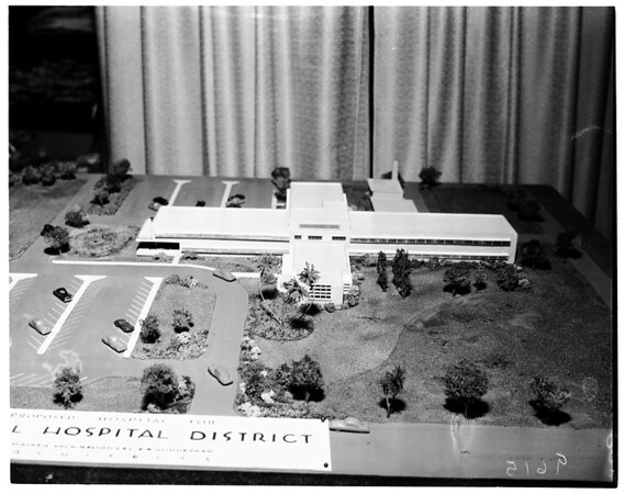 New Valley Hospital, 1952