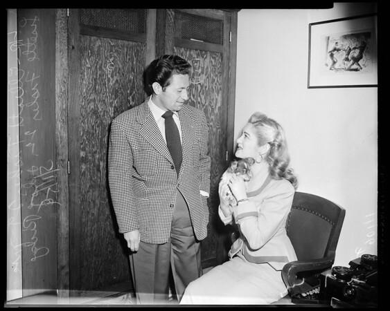 Fisher versus Fisher divorce case, 1954