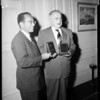 American Weekly awards, 1952