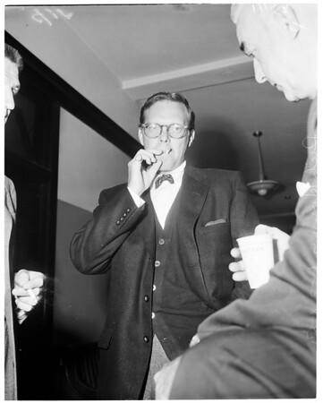 Haymes Hearing, 1954