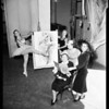 Opening Night of Ballet Russe, 1952