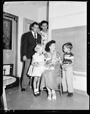 Tracy Clinic, 1952