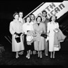 Mrs. America Candidates (Burbank), 1954