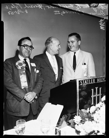 Retail Jewelers Association, 1958
