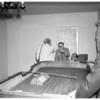 Hollywood Hills vice raid, 1951