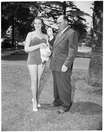 Fontana Days, 1952
