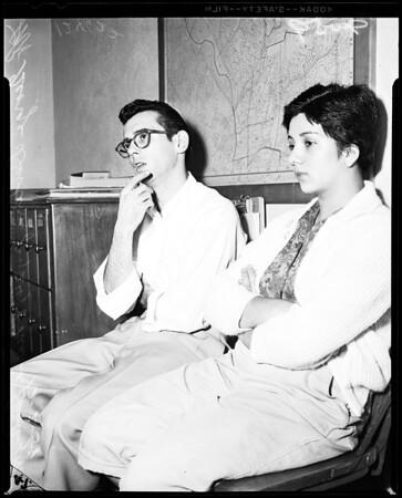 Attempt baby murder, 1958
