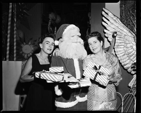 St. Anne's Hospital Guild -- Bazaar, 1957