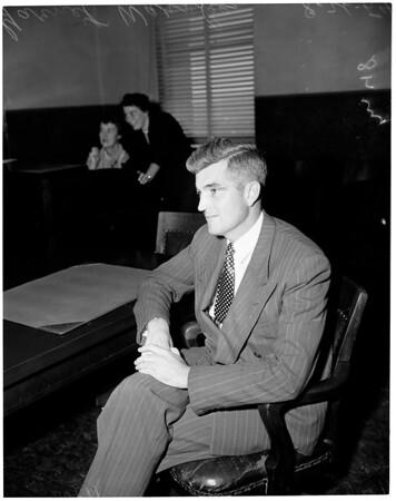 Assault, 1954