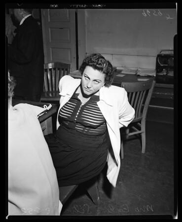 Narcotics, 1952
