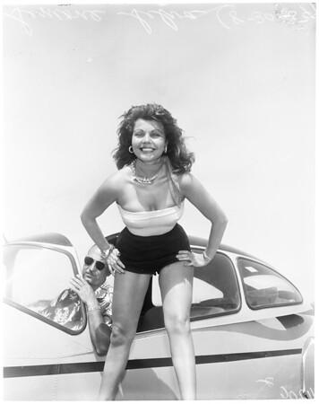 Air Race Queen (Jim Long Memorial Trophy Race), 1954
