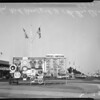 Flags at Hawthorne, 1957