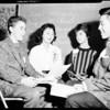Junior High School convention (Berendo), 1958
