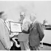 National Safety Council Award (to Standard Oil Company), 1952