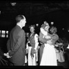 Veterans of Foreign Wars cootie wedding, 1952