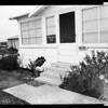 Beaten by husband (21729 South Figueroa Street), 1952